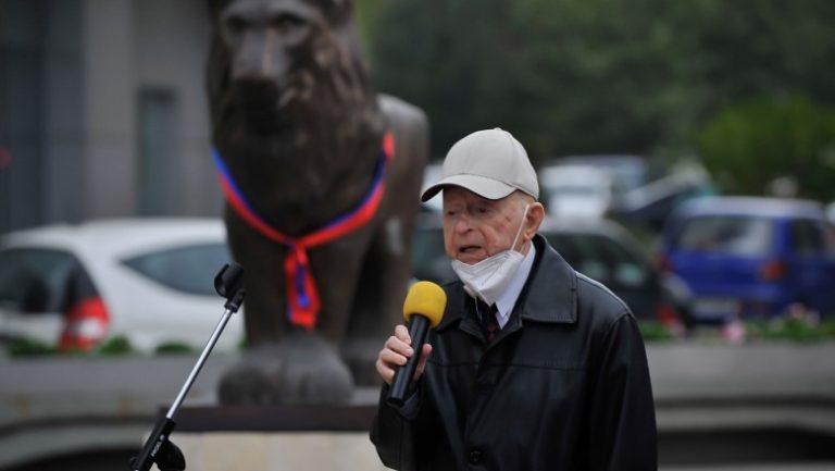 COVID-19 l-a omorât la 98 de ani pe Iancu Ţucărman, ultimul supraviețuitor al trenurilor morții. Câteva din înfiorătoarele lui mărturii