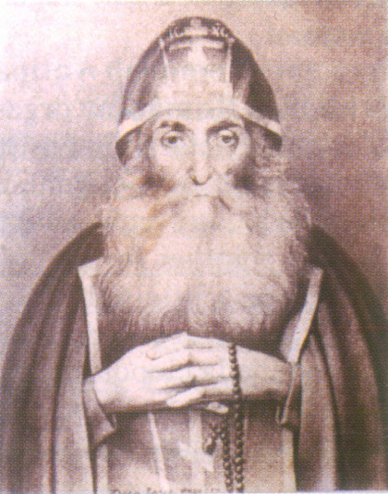 Singurul călugăr athonit român trecut în rândul sfinților și numărat printre cei din urmă cuviosi părinți ai Athosului