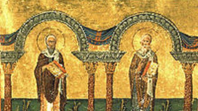 Sfinții care au pus la pământ arianismul și nestorianismul