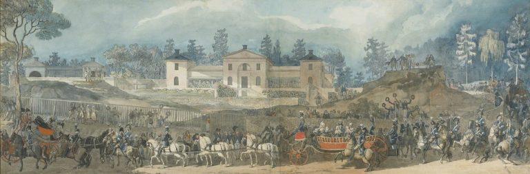 Ce a văzut Don Ignacio Aguirre la București în primăvara lui 1801