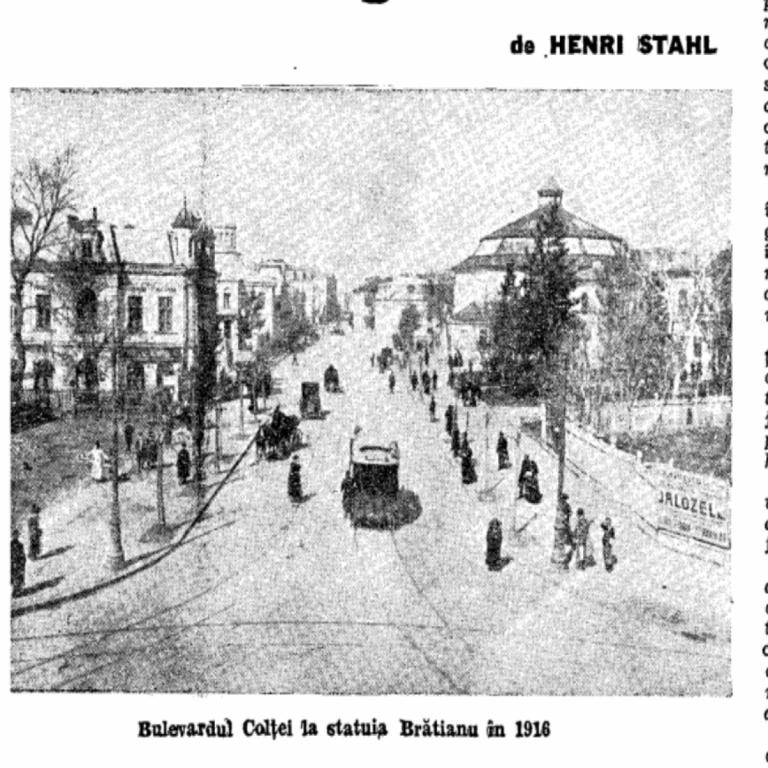 Niciodată n-au fost mai ahtiați bucureștenii de teatre, cinematografe și reviste decoltate – Ultima zi de pace în București la 1916
