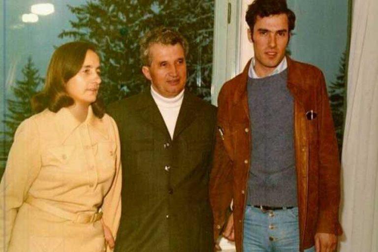 Omul care păzea 24 de ore din 24 cuplul Ceaușescu: Nicu n-a fost trimis în exil la Sibiu