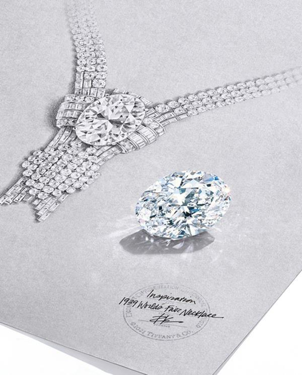 Cea mai scumpă bijuterie pe care o pune în vânzare Tiffany în întreaga sa istorie