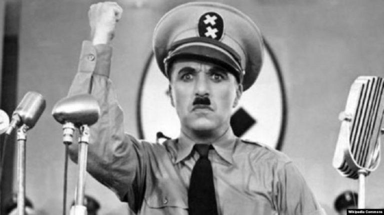 Părerile criticilor comunişti despre filmul Dictatorul, regizat de Charlie Chaplin