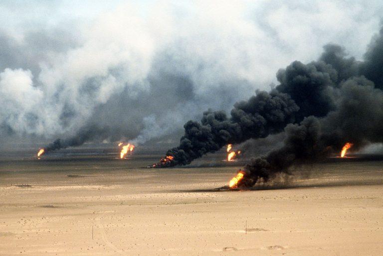 Ziua în care s-a declanșat Furtuna în Deșert