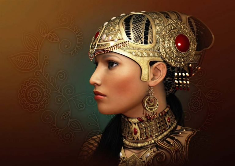 Calomnierea Reginei Israelului, Fecioara lui Baal, Prințesa Tirului, rămasă în istorie ca simbol al răutății și depravării