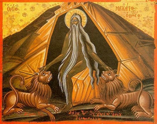 Fericitul Macarie s-a învrednicit a săvârși învieri și a înfrunta pe draci