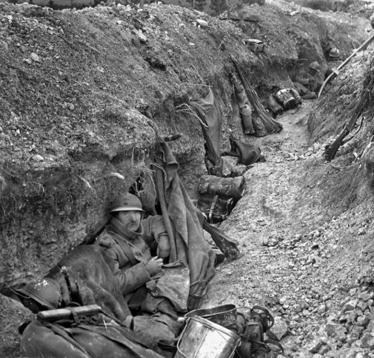 Așa a fost la Verdun!