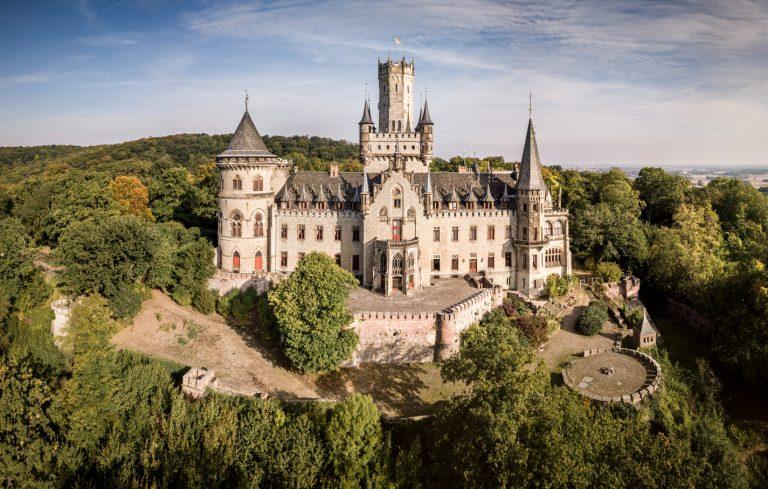 Prințul de Hanovra vrea să-și recupereze castelul vândut de fiu-su pe un euro