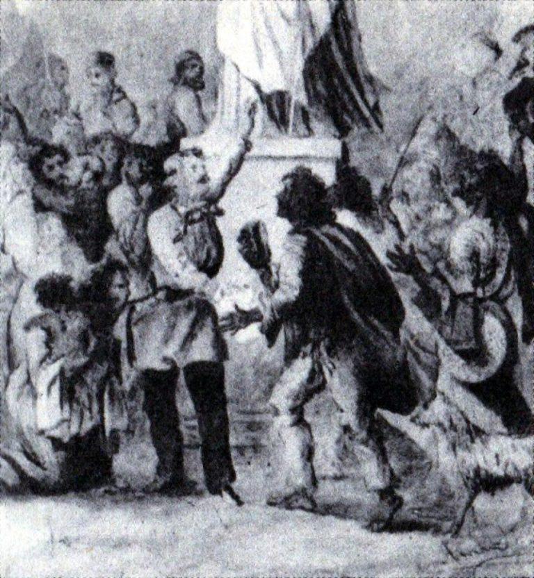 Decretul privind dezrobirea țiganilor din 26 Iunie 1848: Stăpânii lor sânt înștiințați că bătaia este desființată