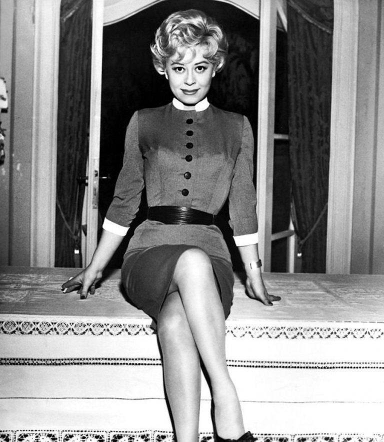 Muza lui Fellini. Era ziua ei