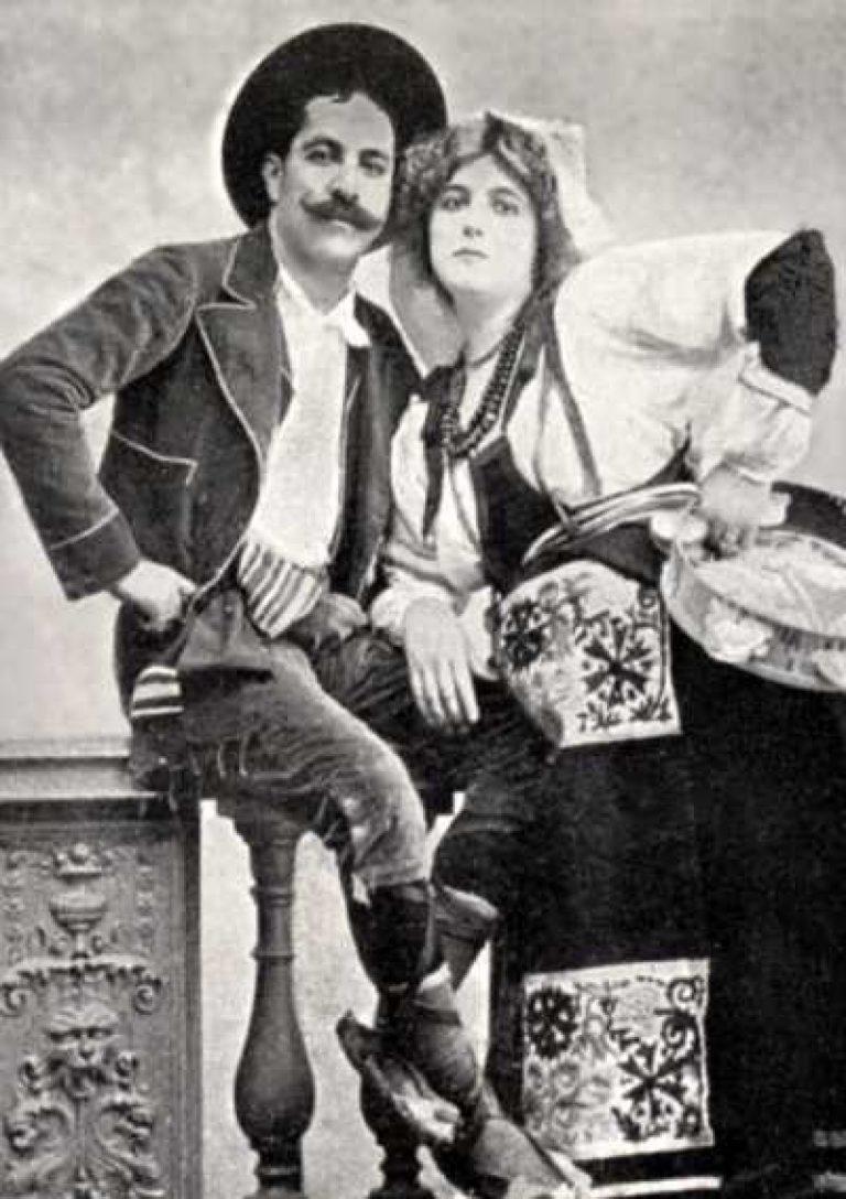 Fuga Prințesei de Caraman-Chimay cu lăutarul maghiar Rigo