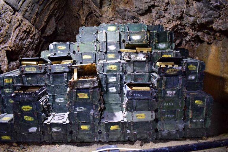 Operațiunea secretă Neptun, 75 de dube transportă aurul României din calea Armatei Roșii