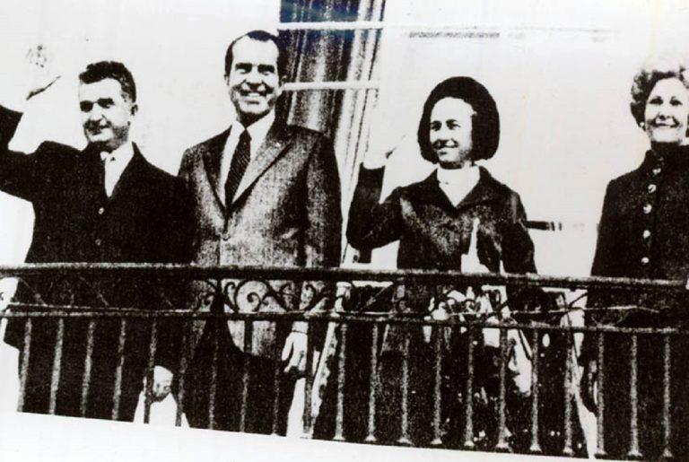 Dorinţa lui Ceauşescu înaintea primei vizite din SUA: capitalismul în acţiune