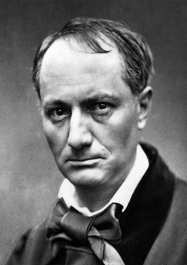 Baudelaire cere de pe baricadele pariziene din 1848 împușcarea tatălui său adoptiv. Două sute de ani de la nașterea poetului
