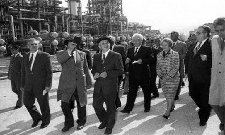 Omul din umbra Uzinei G a lui Ceaușescu a împlinit 95 de ani. Rolul spionului Polihroniade