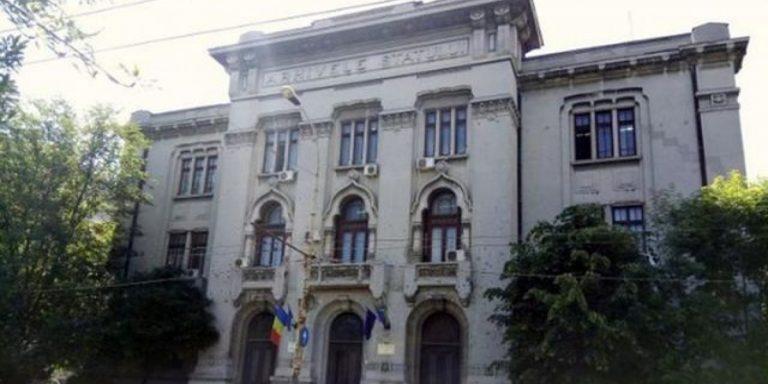 Un closet public abia construit în București la începutul comunismului urma să fie dărâmat