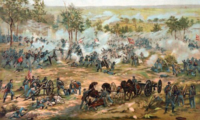 Războiul dintre foștii colegi de la Academia West Point provoacă 620.000 de morți
