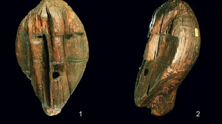 """Misterul """"Idolului din Șighir"""", cea mai veche operă de artă de lemn din lume"""
