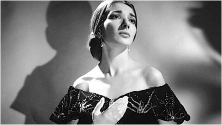 Mama Mariei Callas a vrut să își vândă fiica unor soldați naziști