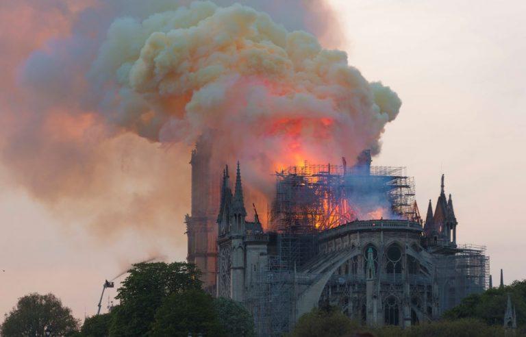 La Notre-Dame, nici nu a început restaurarea propriu-zisă și banii din donații publice s-au terminat!