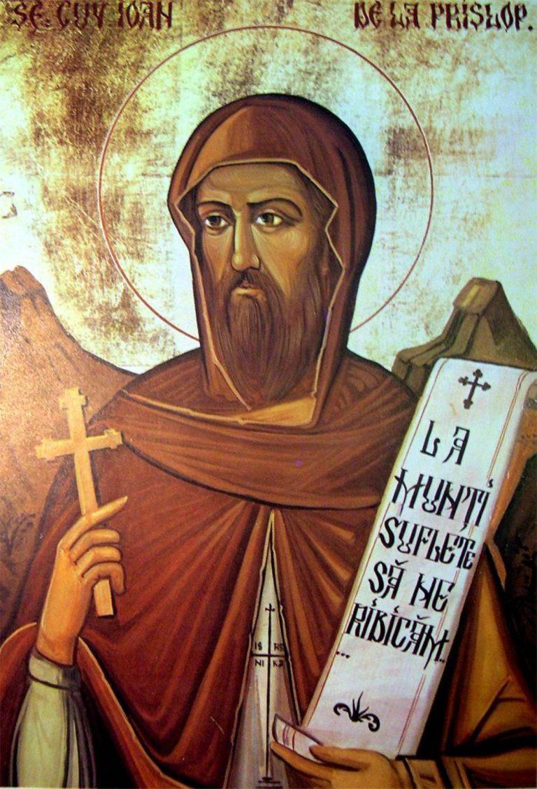 Sfântul împușcat de vânător