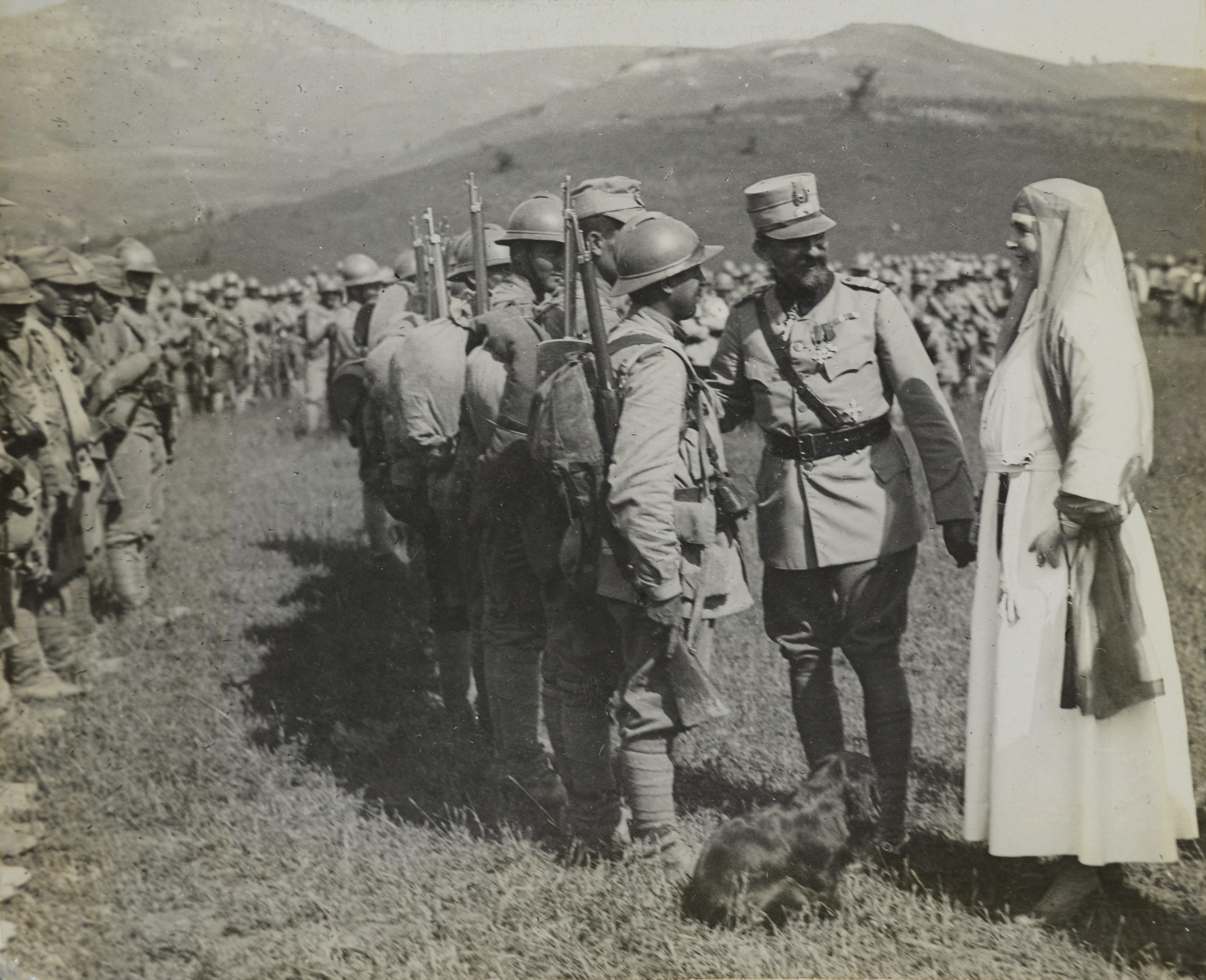 Reacţia Regelui Ferdinand I după ce un ofiţer român l-a lovit cu ouă